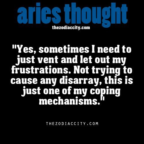 Yes, sometimes I need to just vent & let out my frustrations. Not trying to cause you any disarray, this is just one of my coping mechanisms No shit ....