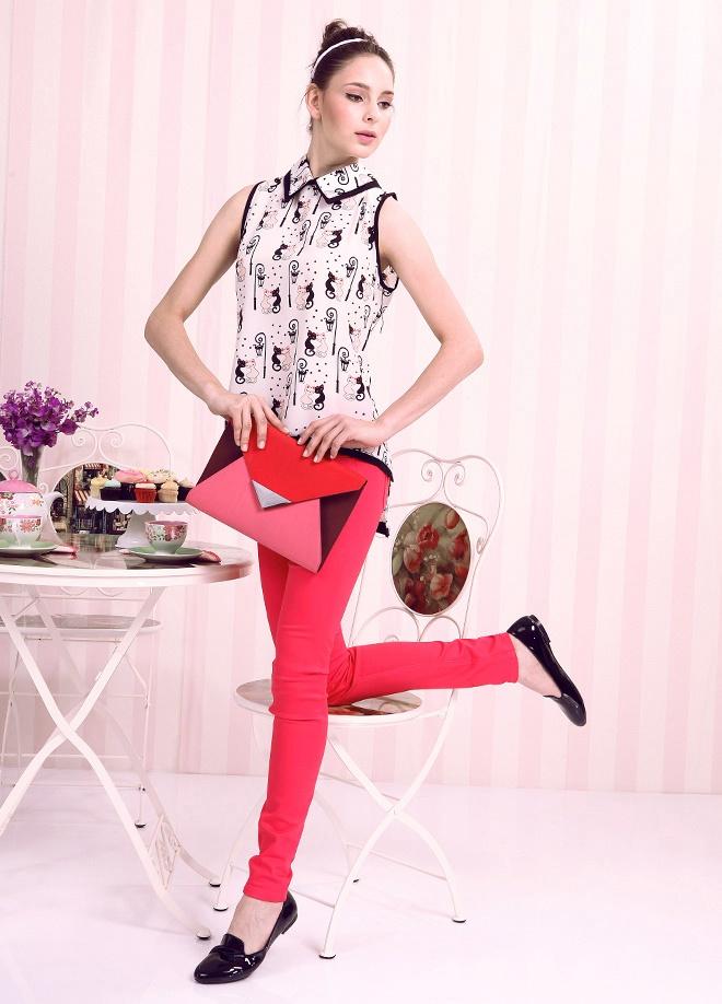 Pink Lady Pantolon Markafonide 79,90 TL yerine 34,99 TL! Satın almak için: http://www.markafoni.com/product/3851754/