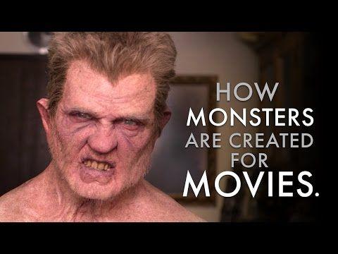Как мастера грима и спецэффектов создают киномонстров - FatCatSlim | Гики пишут для гиков