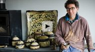 This documentary follows French slipware potter Jean-Nicolas Gérard as he prepares for his 2013 exhibition at the Goldmark Gallery. Jean-Nicolas describes himself as an artisan craftsman who, above all, wants his pottery to be used and enjoyed. His work ranges from small mugs, bowls, plates and dishes to large jars and press moulded platters. All [...]