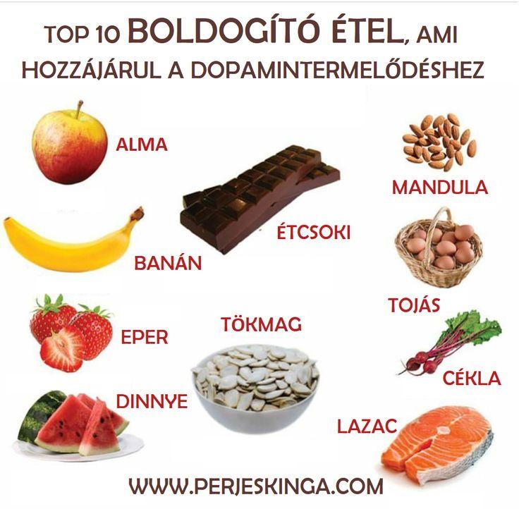 10 boldogító étel, ami hozzájárul a dopamintermelődéshez || www.perjeskinga.com