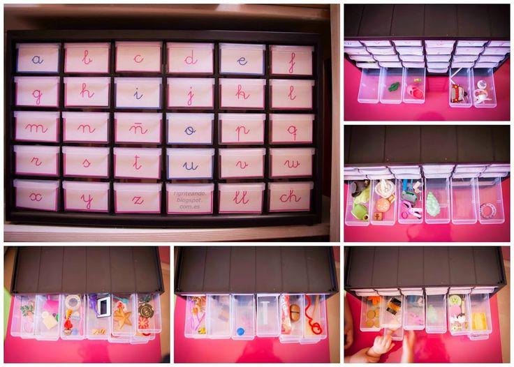 Como fabricar y usar la caja de los sonidos Montessori - Tigriteando Desde los 2'5 años