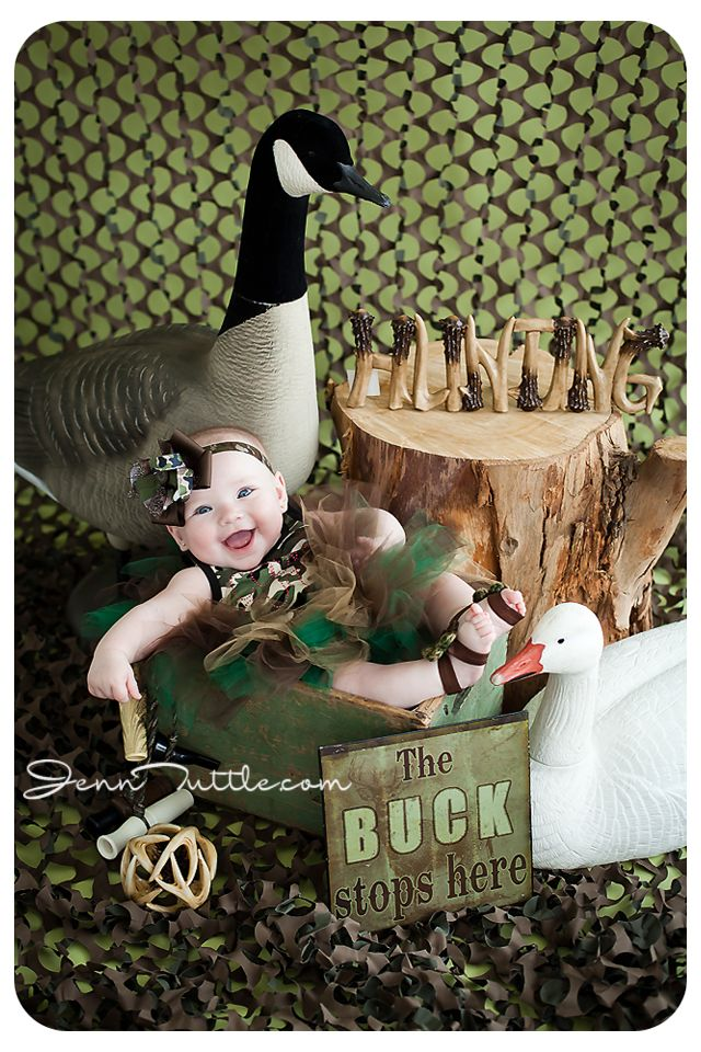 baby; camo; hunting; ducks; props 6 months
