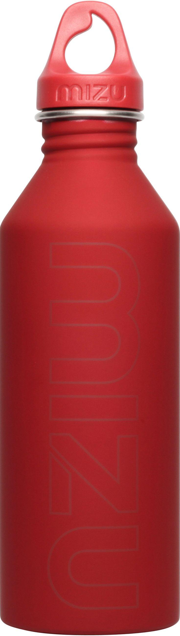 Mizu bottle red