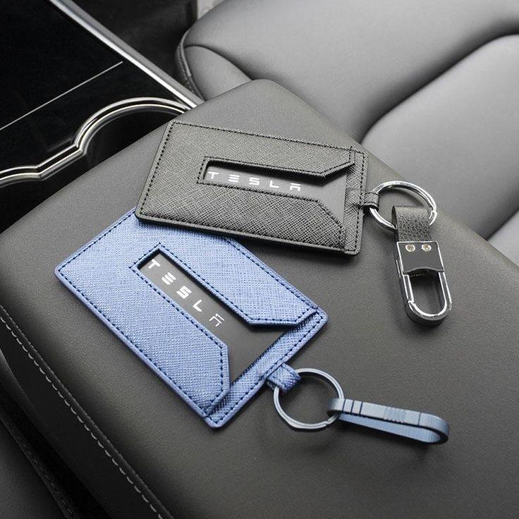 Key card holder for tesla model 3 tesla accessories