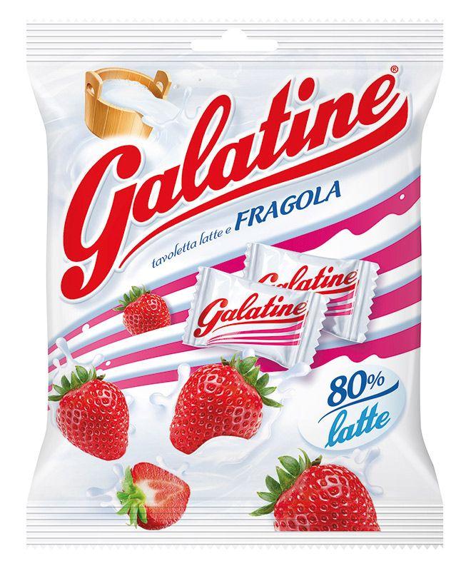 Galatine Latte e Fragola  #galatine #amolegalatine