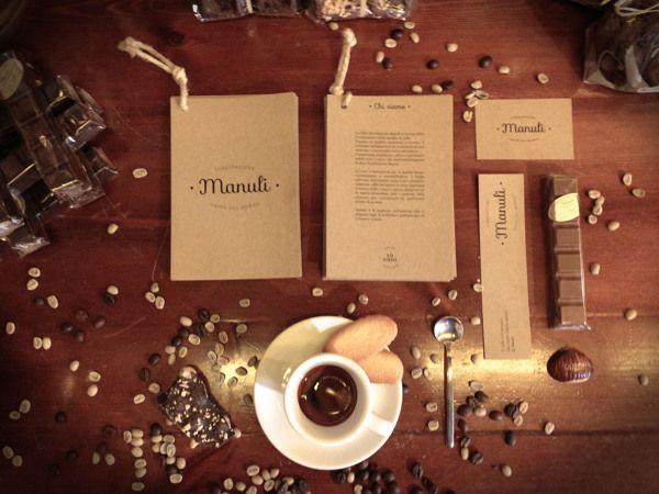 Torrefazione Manuli by Luca Manuli, via Behance