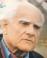 """Alberto Moravia, escritor italiano. Su biografía, obra, fragmentos, citas, vínculos en el blog literaria """"Internalia"""", de Ana Alejandre"""