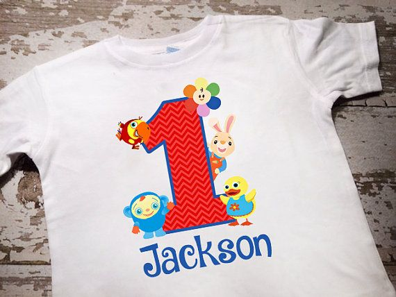 Hey, I found this really awesome Etsy listing at https://www.etsy.com/listing/233536865/personalized-babyfirsttv-shirt-with-name