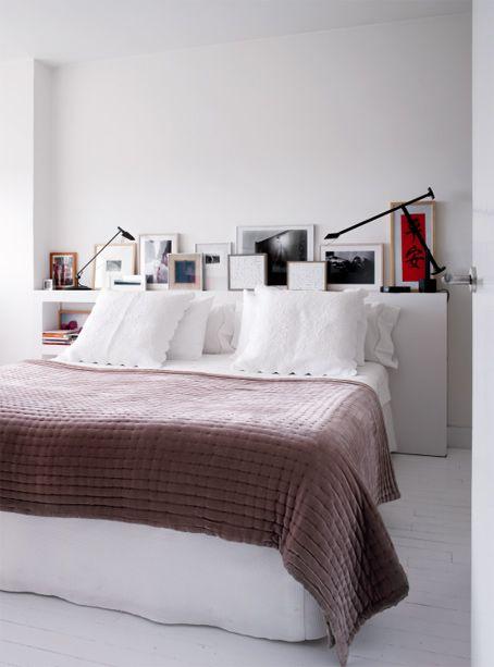 bedroomDecor Bedrooms, Beds Head, Headboards, Spare Room, Beds Room, Head Boards, Scandinavian Bedrooms, Modern Interiors, Bedrooms Decor