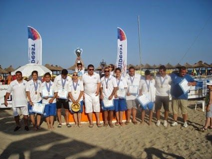 EPIRUS TV NEWS: Πρώτοι οι Έλληνες στο Παγκόσμιο Πάλη στην άμμο!