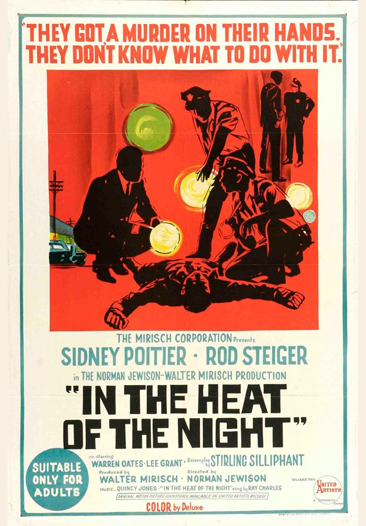 In the heat of the night (1967) - Norman Jewison