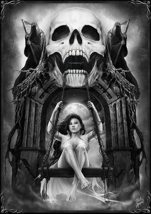 At the Gates of Hell...                                                       …
