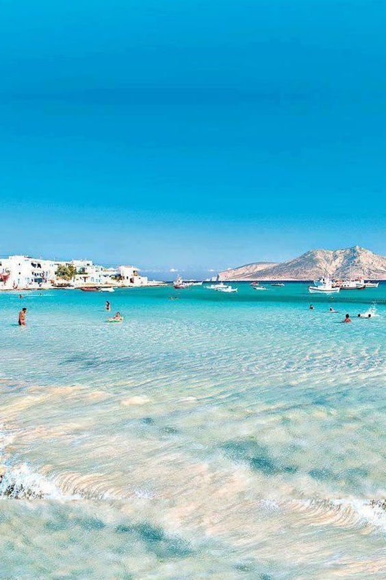 Koufonisia, Cyclades, Greece.