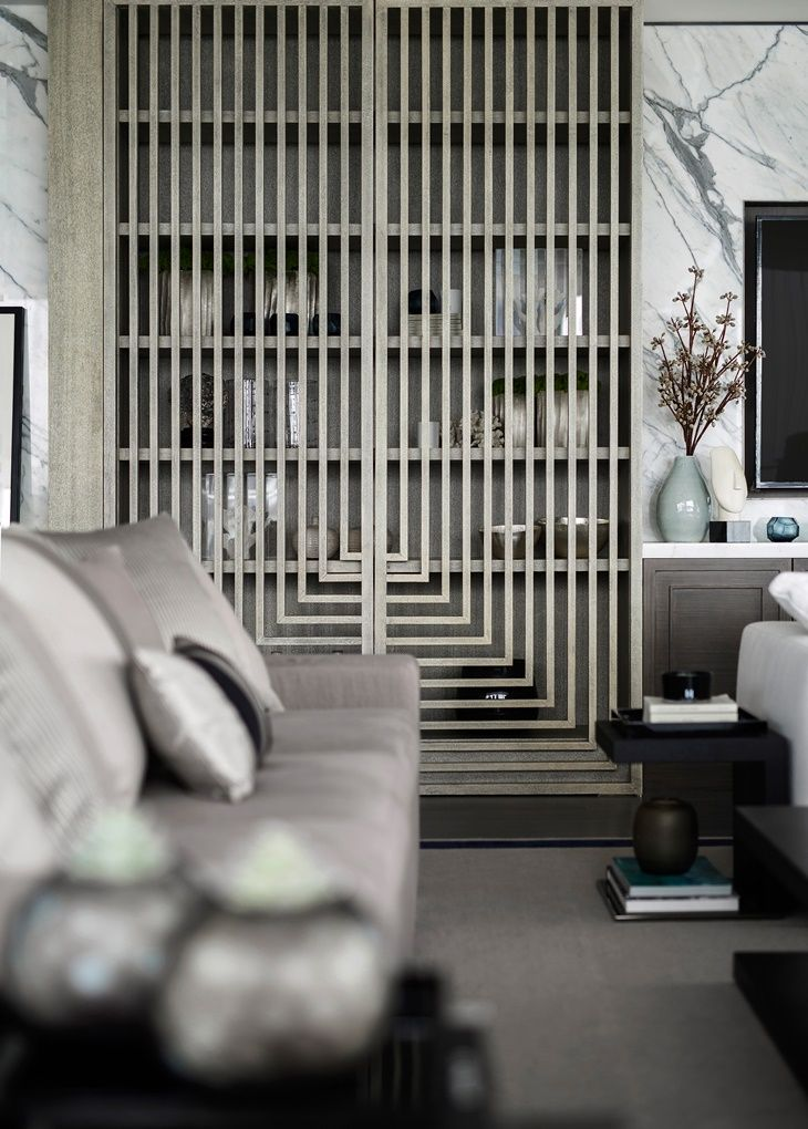 Kelly Hoppen - One Shenzhen Bay - Hong Kong.