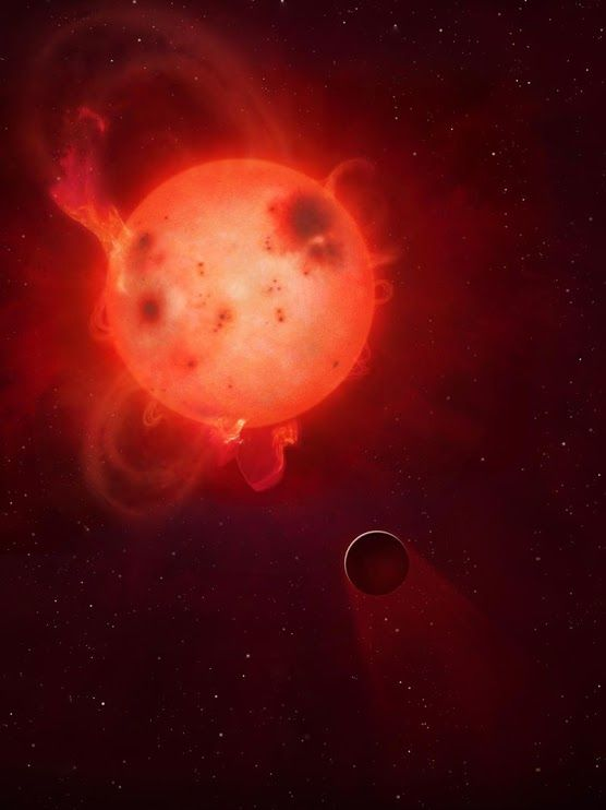 The most Earth-like planet could have been made uninhabitable by vast quantities of radiation, new research led by the University of Warwick research has found. The atmosphere of the planet, Kepler-438b, is thought to have been stripped away as a result of radiation emitted from a superflaring Red Dwarf star, Kepler-438…