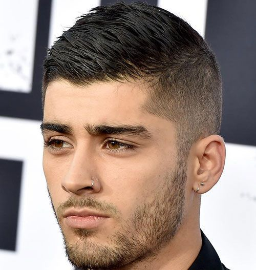 Zayn Malik New Hairstyle 2019 | Zayn malik | Short haircut names ...