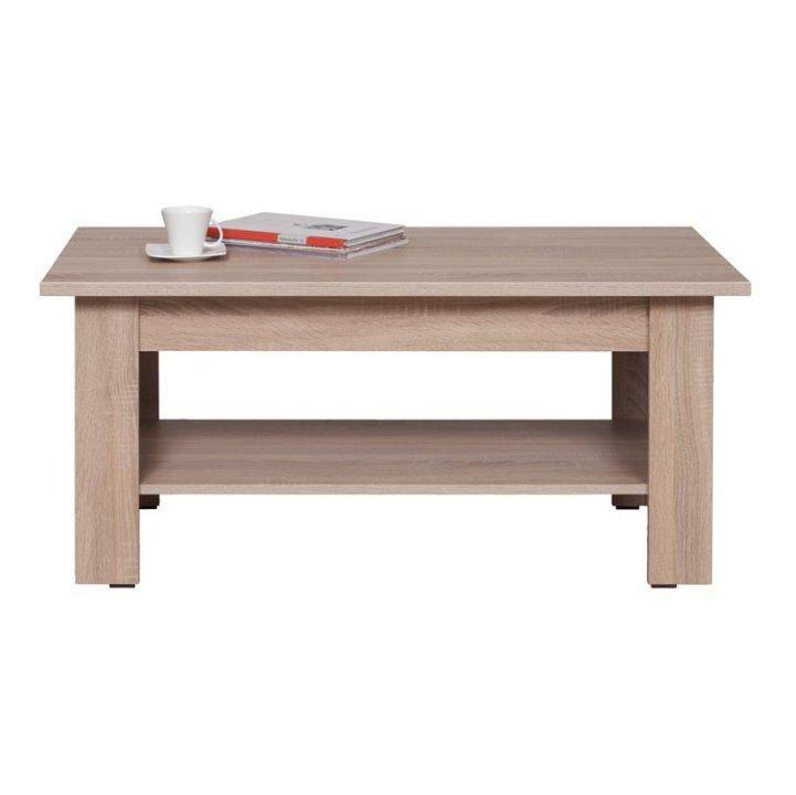 GRAND - konferenčný stolík, dub sonoma, Tempo Kondela