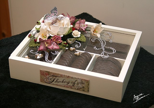 Another LOVELY candy box.. I wouldnt even eat the candy it is so PRETTY.. ok I…