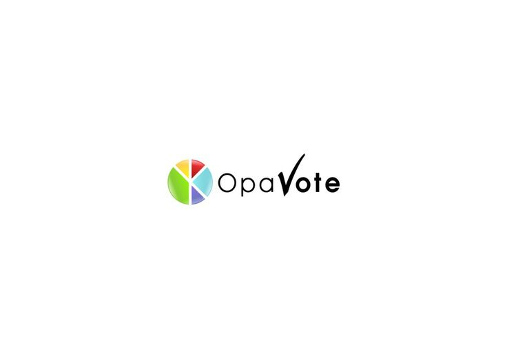 Updated logo for online voting website by Colour Design