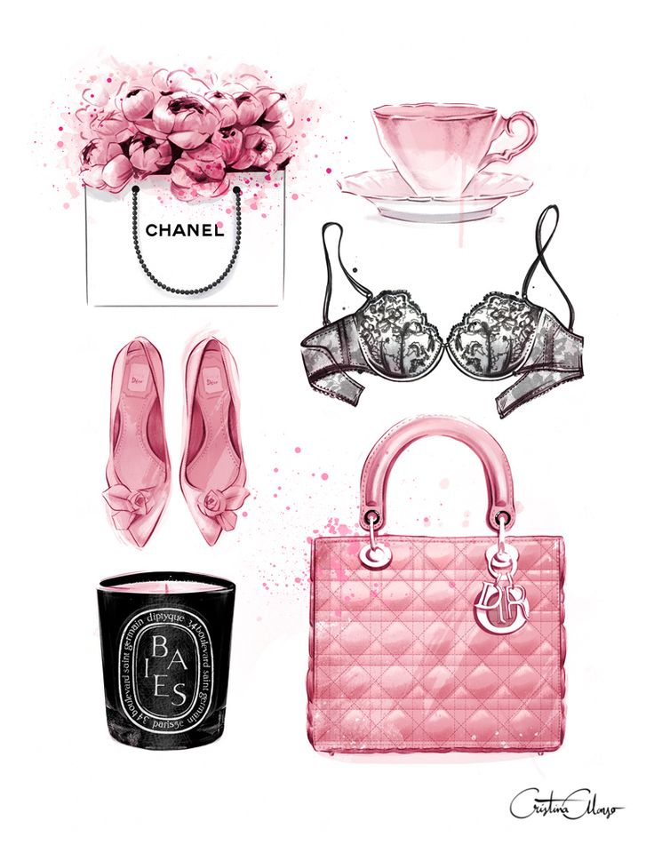 25 Best Ideas About Fashion Illustration Chanel On