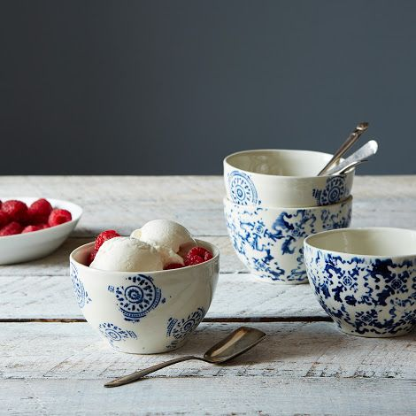 Ice Cream Bowls + All About Berries: http://food52.com/provisions/collections/all-about-berries?src=shop_carousel #Food52