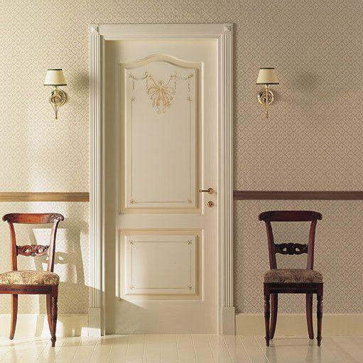 painted door panel design & 24 best beading images on Pinterest | Door design Wood doors and ...