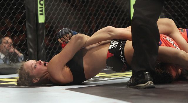Watch video UFC 184 highlights Ronda Rousey 14-second fight fits in Vine