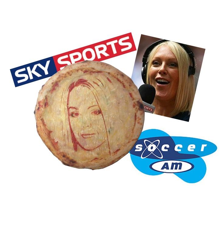 Helen Chamberlain @ SKY Sports