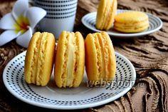 Лимонные_macarons