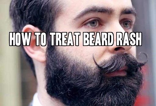 Beard Rash, And How to Treat It? at beardoholic.com