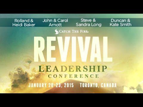 Conference REVIVAL LEADERSHIP 2015 - Jan 22nd -Session G