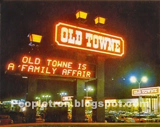 Old Towne Mall, Torrance -California
