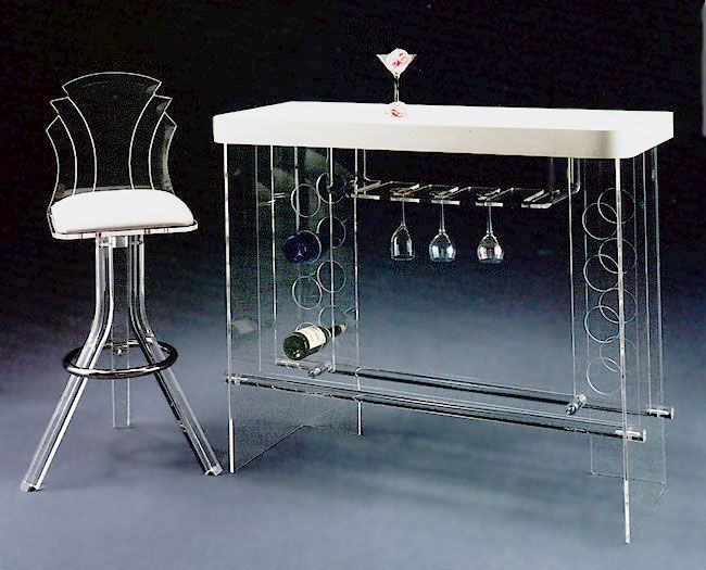 87 Best Clear See Thru Furniture Images On Pinterest