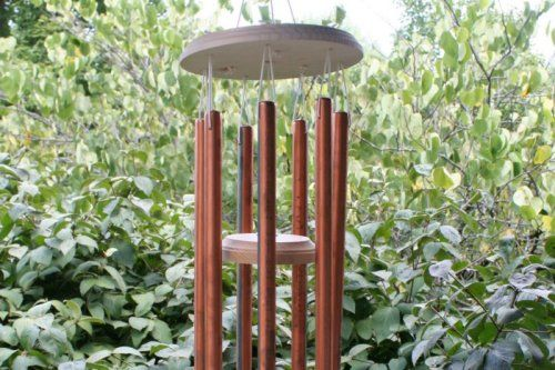 17 best images about diy copper on pinterest copper for Homemade chimes