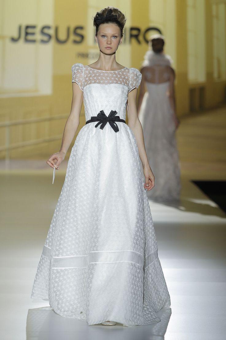 Monochrome Trend Dress by Jesus Piero
