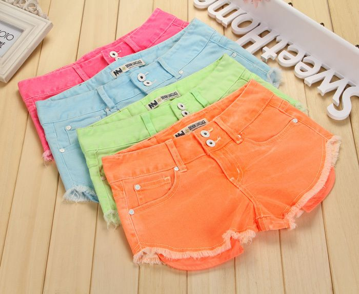 Find More Shorts Information about Free shipping New 2014 Fashion Sexy Hot Girls Candy color Brand Denim Shorts Summer Holiday Low Waist Beach shorts Pants Jeans,High Quality jeans ladies,China jeans women shorts Suppliers, Cheap jean overall shorts from Best Fashion Stores on Aliexpress.com