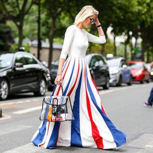 #StreetFashion dall'Alta #Moda di Parigi