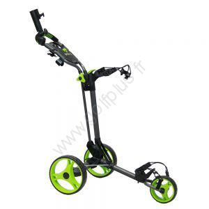 GREEN'S - Chariot manuel 3 roues Compact - Achat/Vente Chariot manuel 3 roues Compact GREEN'S - GP