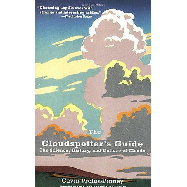 Books About Clouds for Kids: The Cloudspotter's Guide