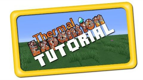 Thermal Expansion Mod 1.10.2/1.7.10 | Minecraft.org