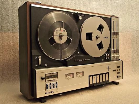 From Our Collection PHILIPS STEREO 4500 (1970) www.1001hifi.com