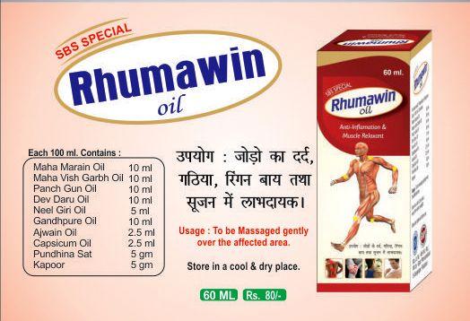 Rhumawin Oil
