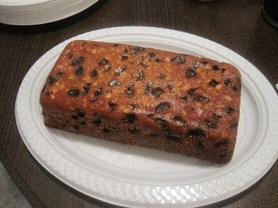A low fat, simple cake using ingredients usually found in anyone's cupboard.
