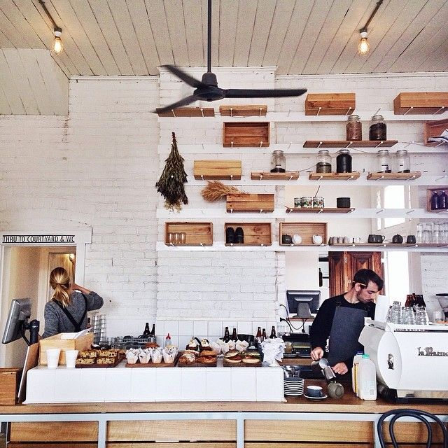 "lolaandwillow: "" Best little cafe in Melbourne! Instagram @danichlek (at Tall Timber) """