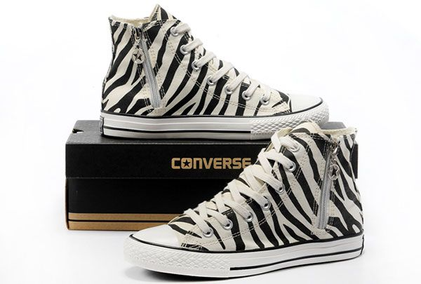 dc shoes high tops for girls zebra - Google Search