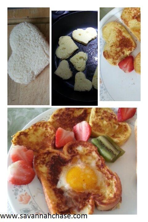 Romantic French Toast
