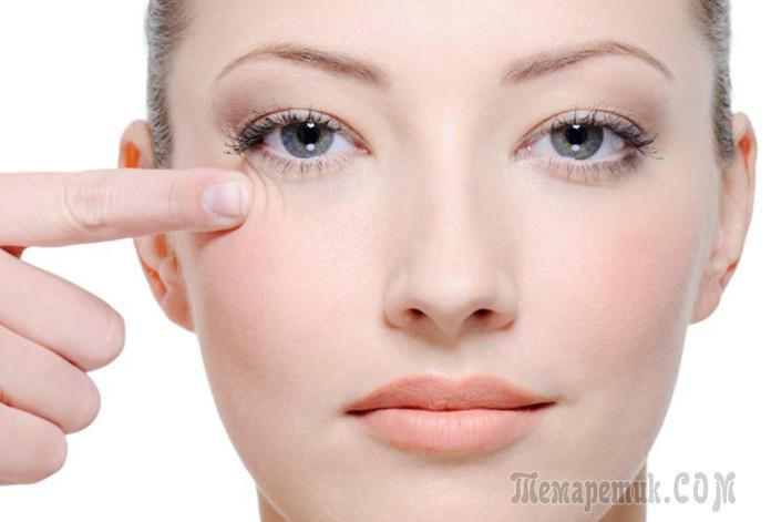 11 рецептов для ухода за кожей вокруг глаз