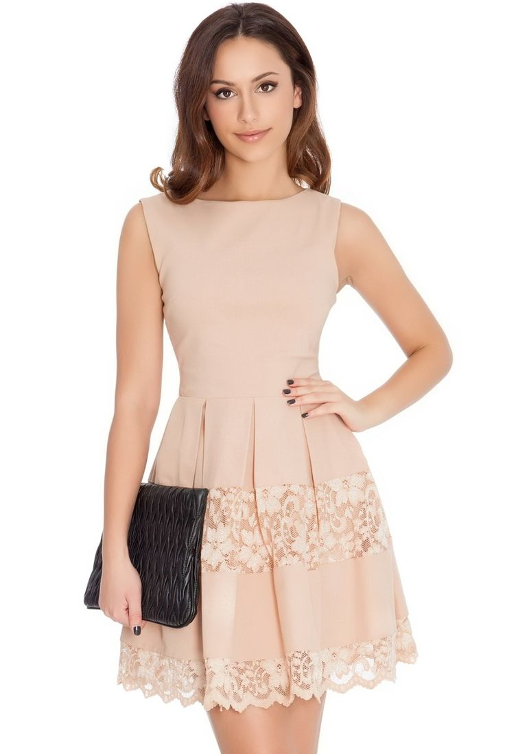 Fit-and-Flare-MiniDress-Nude-DR136-5