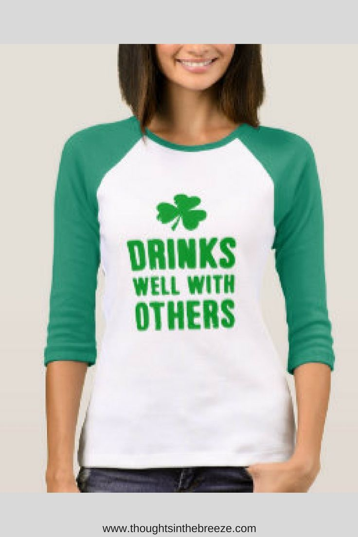 Drinks Well With Others Adult Mens T-Shirt